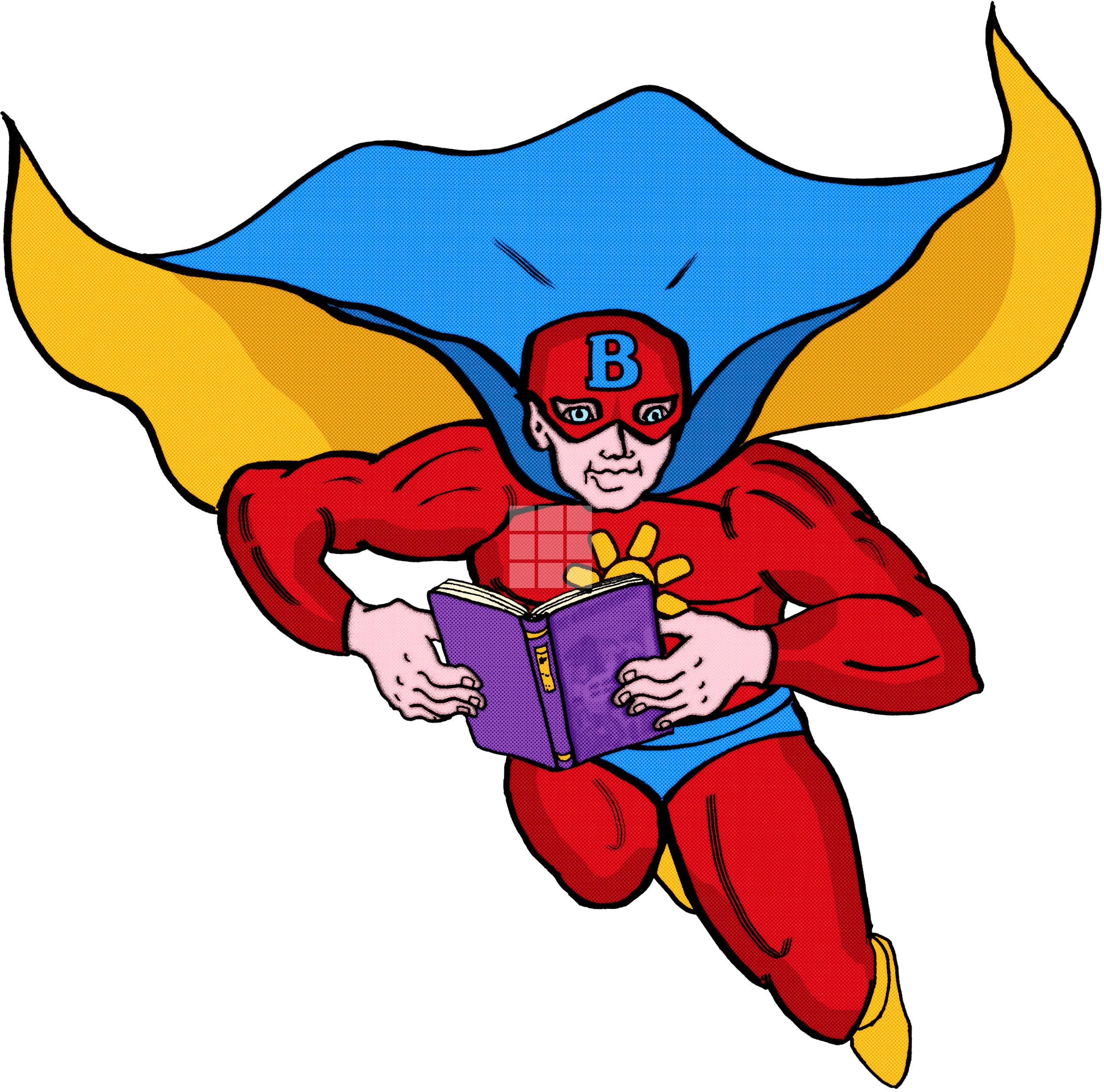 Bücherheld BOOKMAN