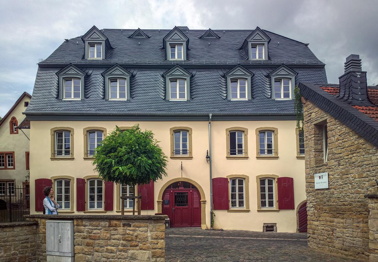 Historisches Bauwerk Meisenheim am Glan