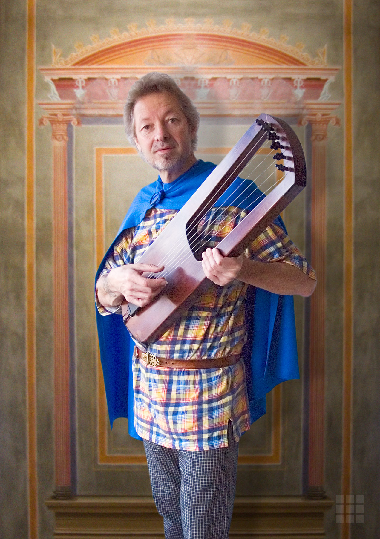 Fotoshooting Folkmusiker