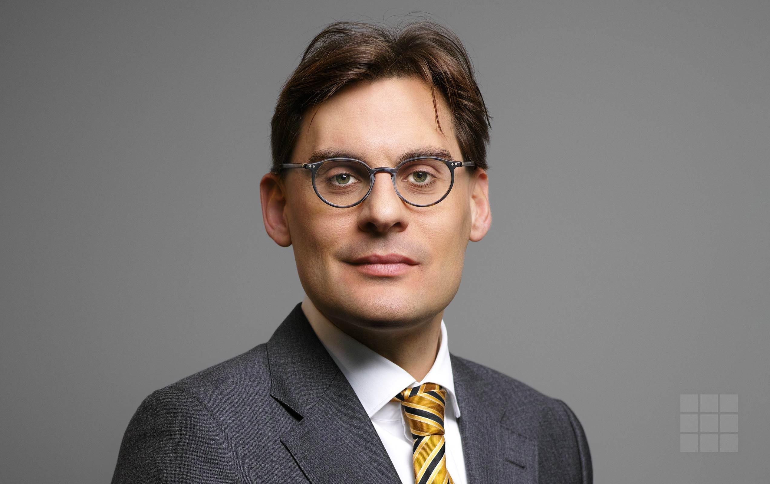 Portraitfoto Rechtsanwalt