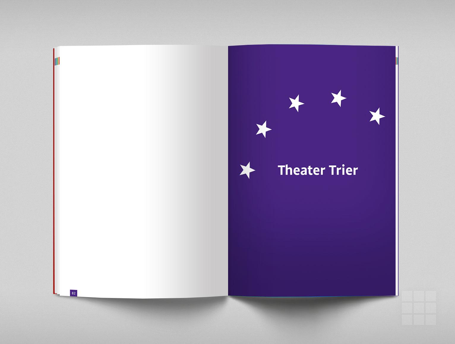 Kapitelbeginn Theater Trier - Kulturbericht Stadt Trier