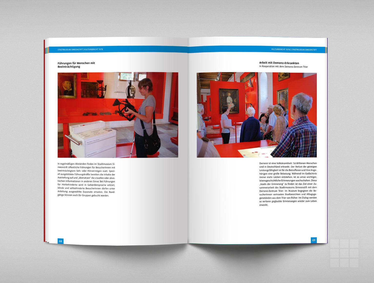 Stadtmuseum simeonstift - Kulturbericht Stadt Trier