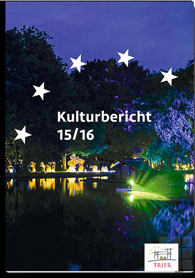Kulturbericht Stadt Trier