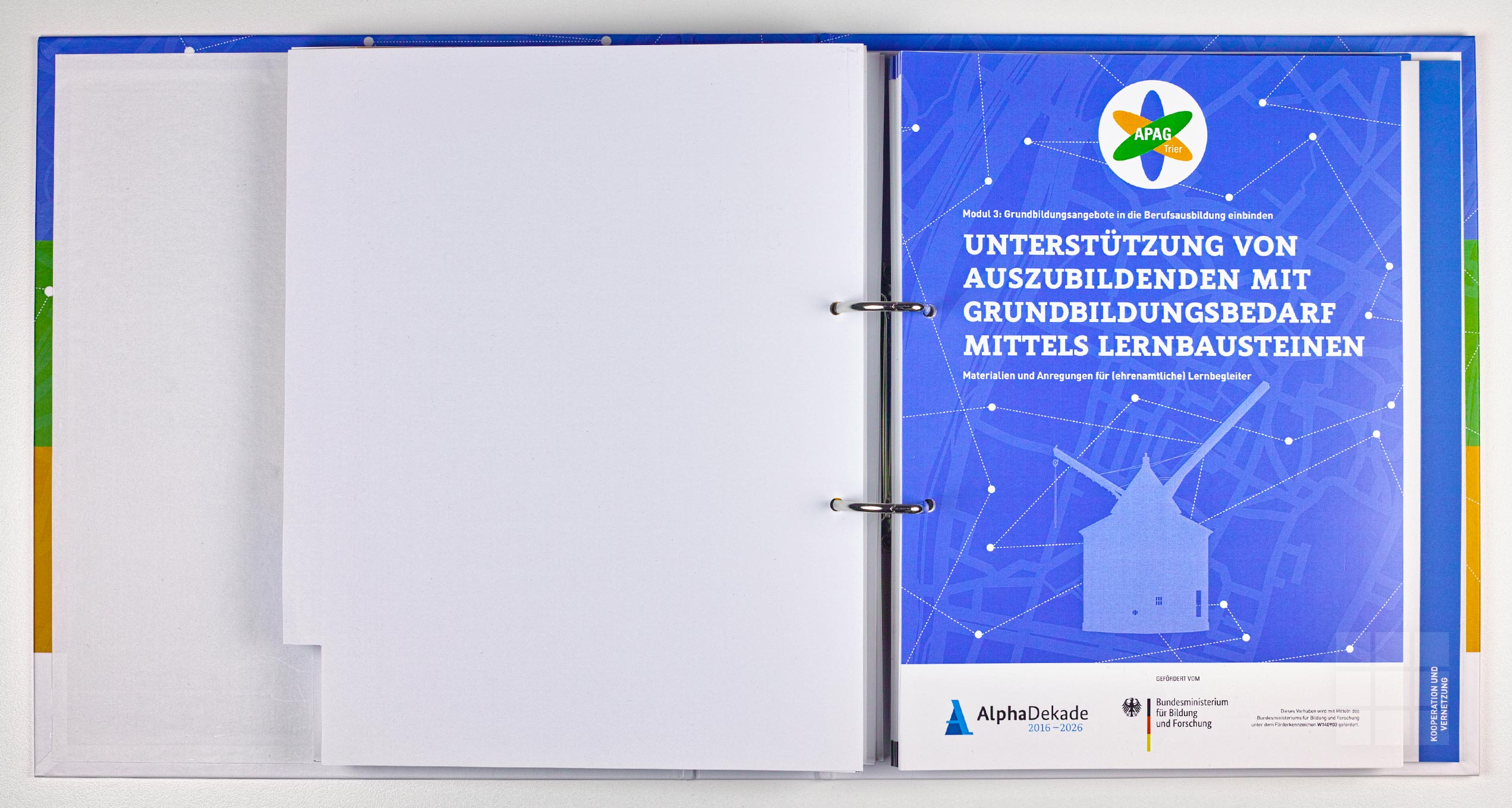 NEUMANN-DESIGN-Ordner-APAG-Trier-Drucksache-5