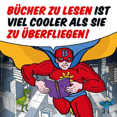 Erscheinungsbild Lesesommer Rheinland-Pfalz
